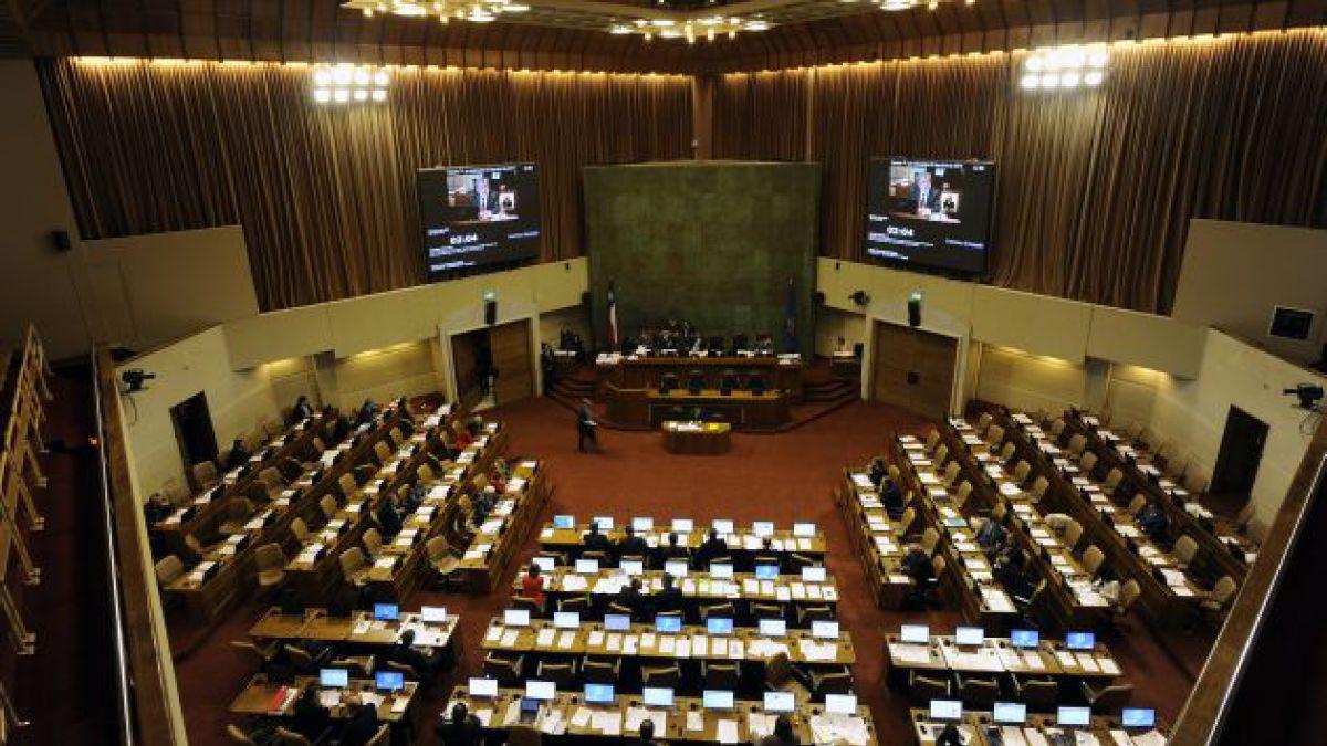 Diputados rechazan proyecto que aumentaba penas por robo en lugar habitado