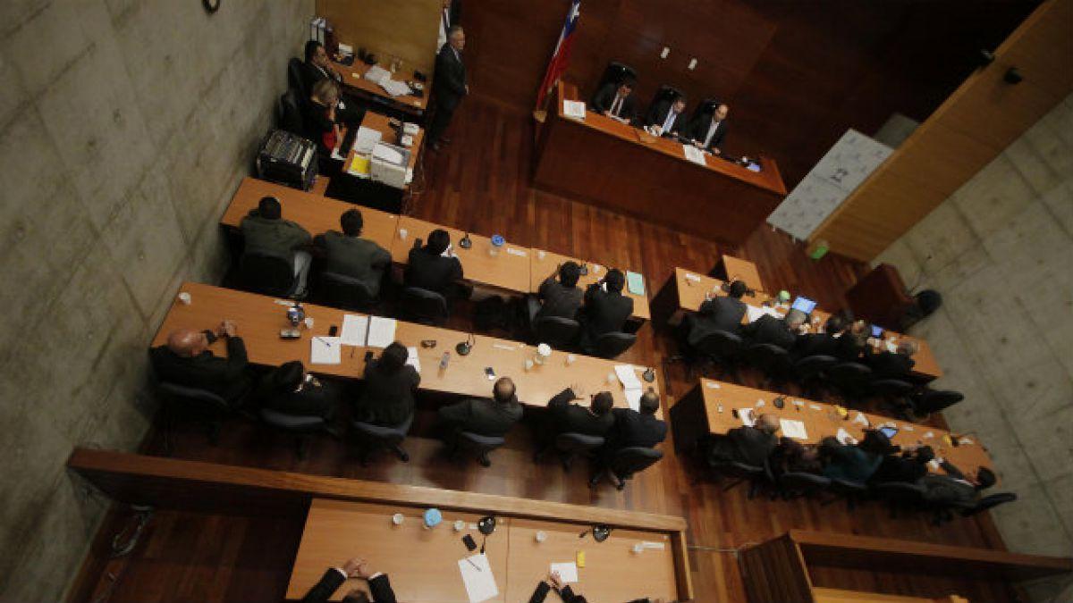 Tribunal confirma absolución de gendarmes por incendio de Cárcel de San Miguel