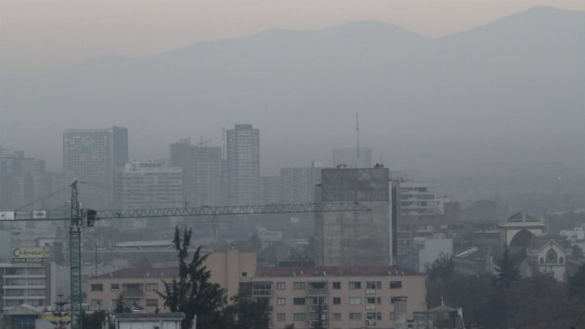 Leña causa el 70% de la contaminación atmosférica en invierno y el 45% durante el año en la Región M