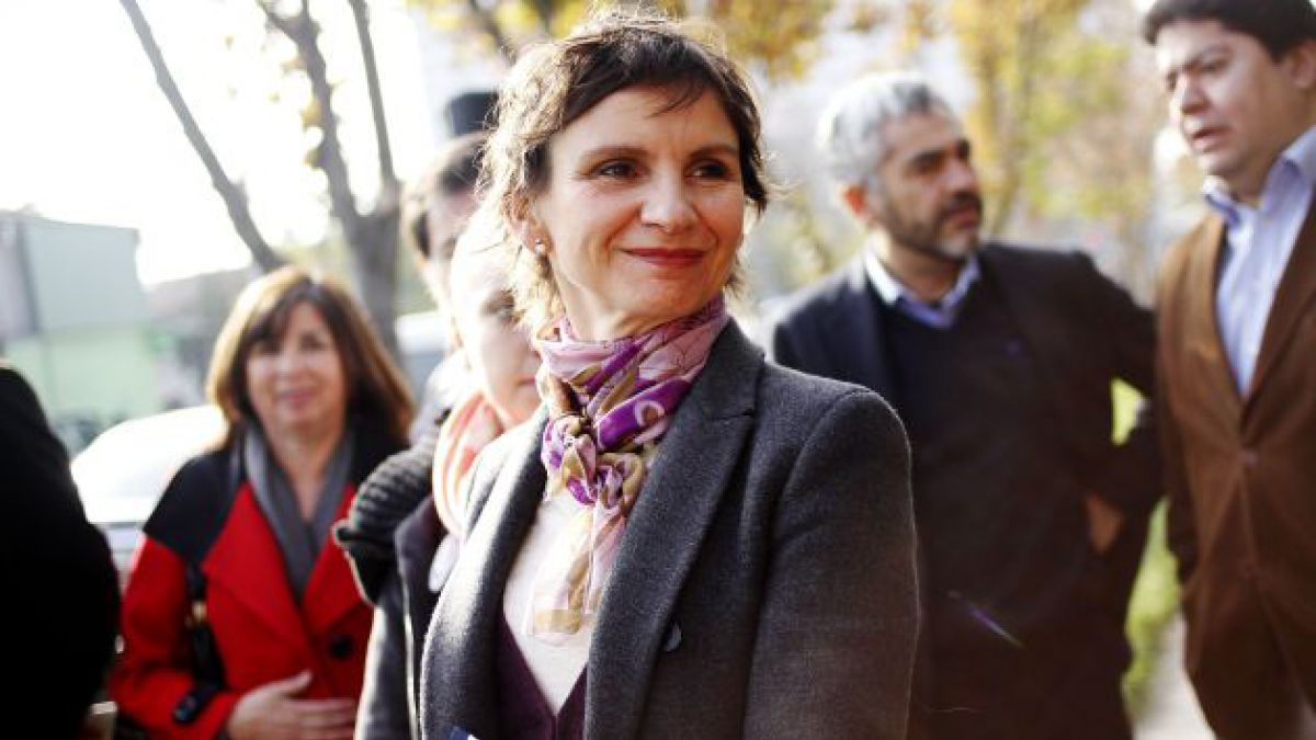 Alcaldesa Tohá y toma del Instituto Nacional: es inoficiosa cuando no hay un petitorio
