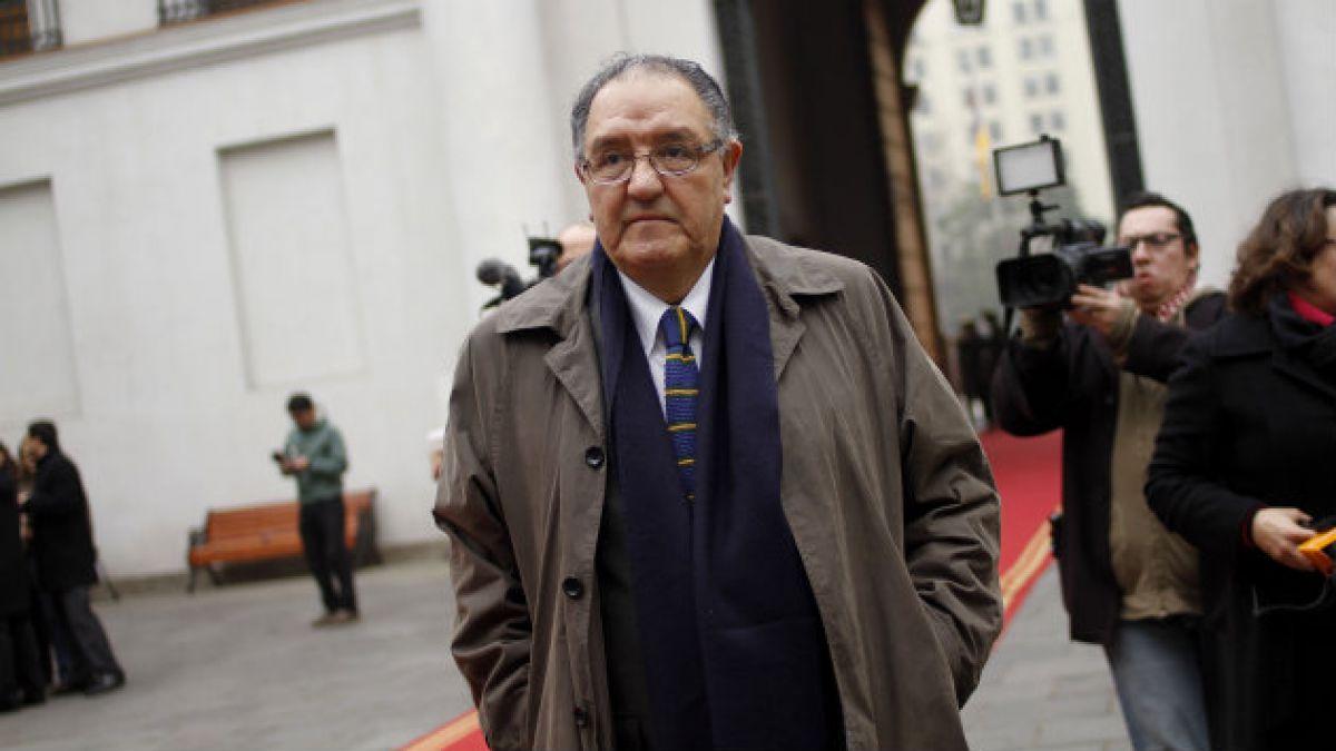 Intendente Huenchumilla: Esta interpelación es por problemas políticos santiaguinos