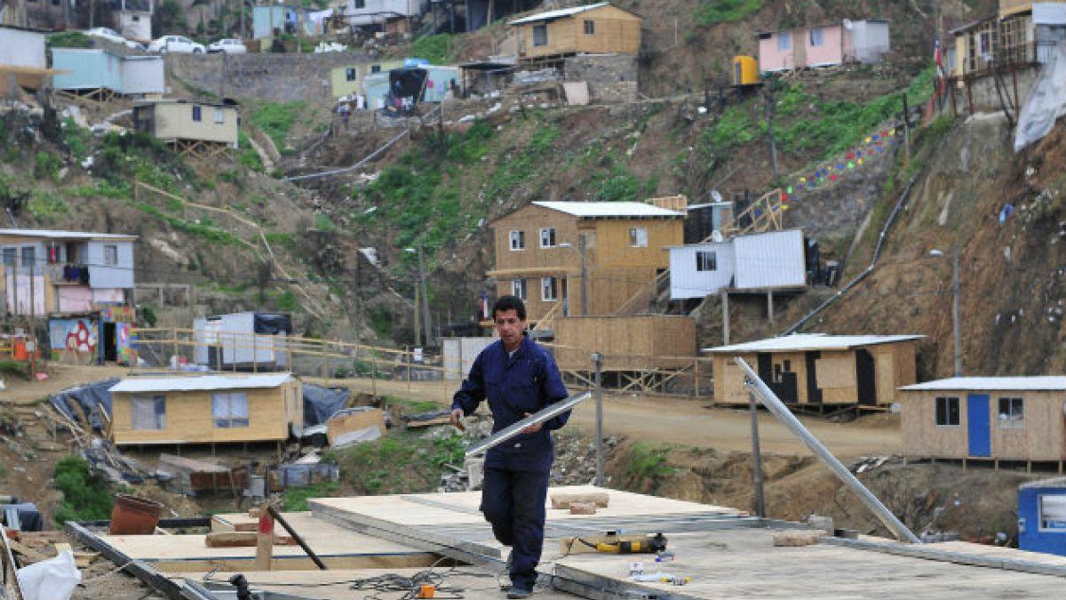 Los 10 puntos clave del plan para reconstruir Valparaíso