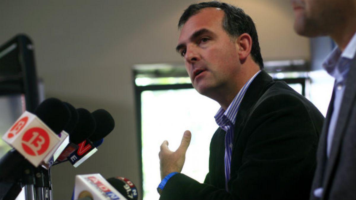 Ernesto Silva (UDI) y denuncia del SII: Como partido valoramos que se deje atrás la rumorología