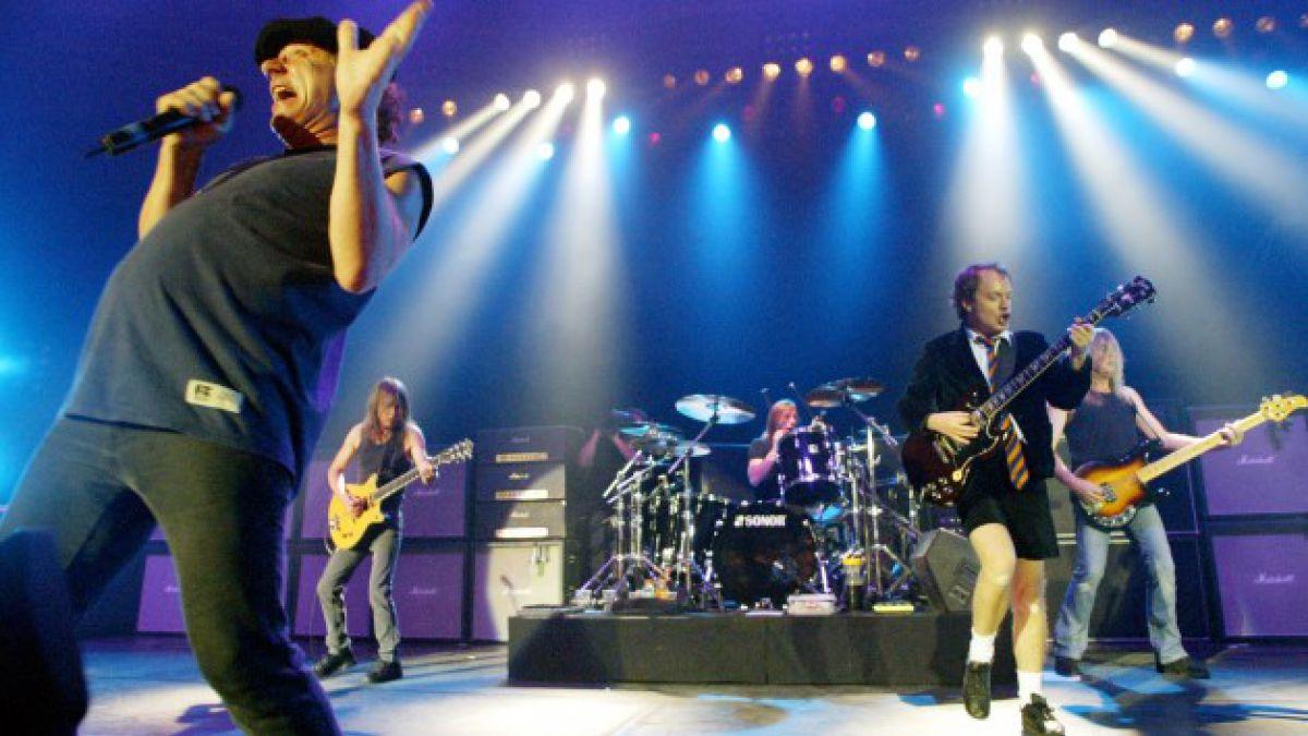 AC/DC anuncia nuevo disco sin Malcolm Young