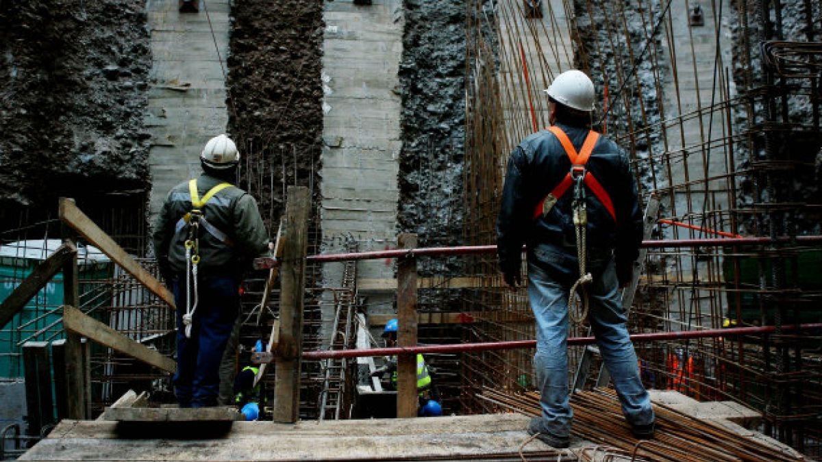 Accidentes laborales disminuyeron 13,7% entre 2012 y 2013