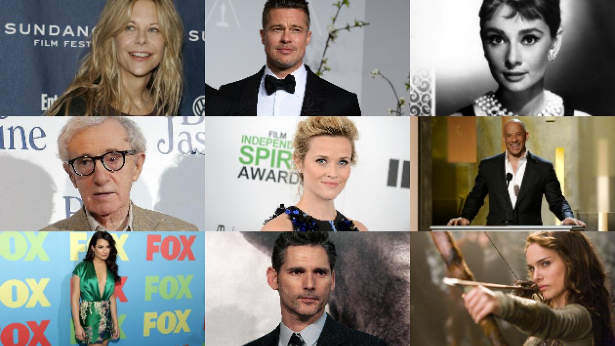 """Estos son los nombres verdaderos de 20 """"estrellas"""" de Hollywood"""