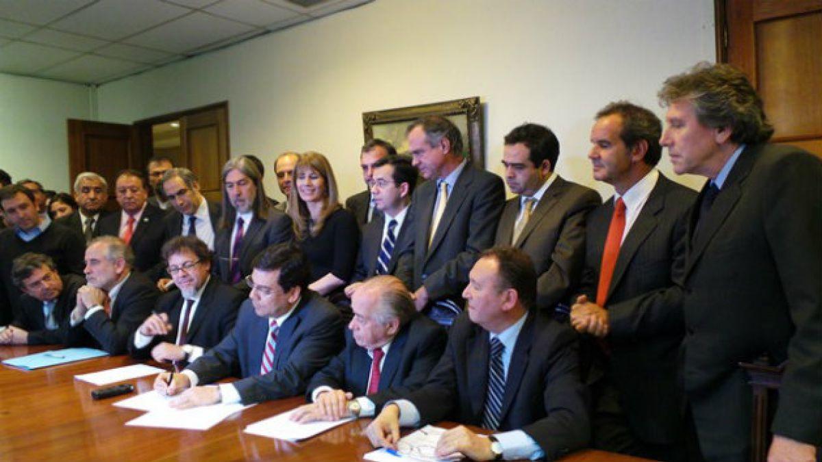 Los puntos cardinales que cedió Hacienda para lograr un amplio acuerdo con la oposición