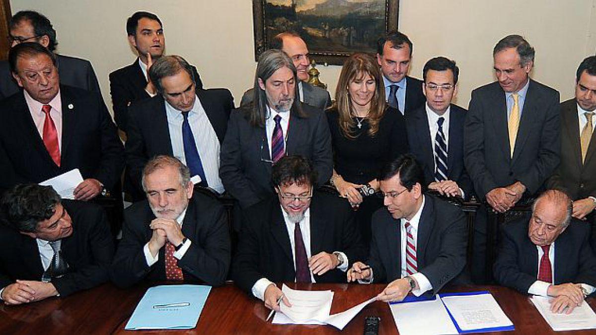 Reforma tributaria: Gobierno y Alianza retoman negociaciones tras quiebre por indicaciones
