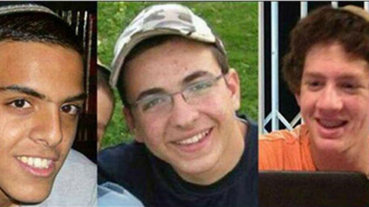 Por primera vez un líder de Hamas reconoce el secuestro de los tres adolescentes israelíes