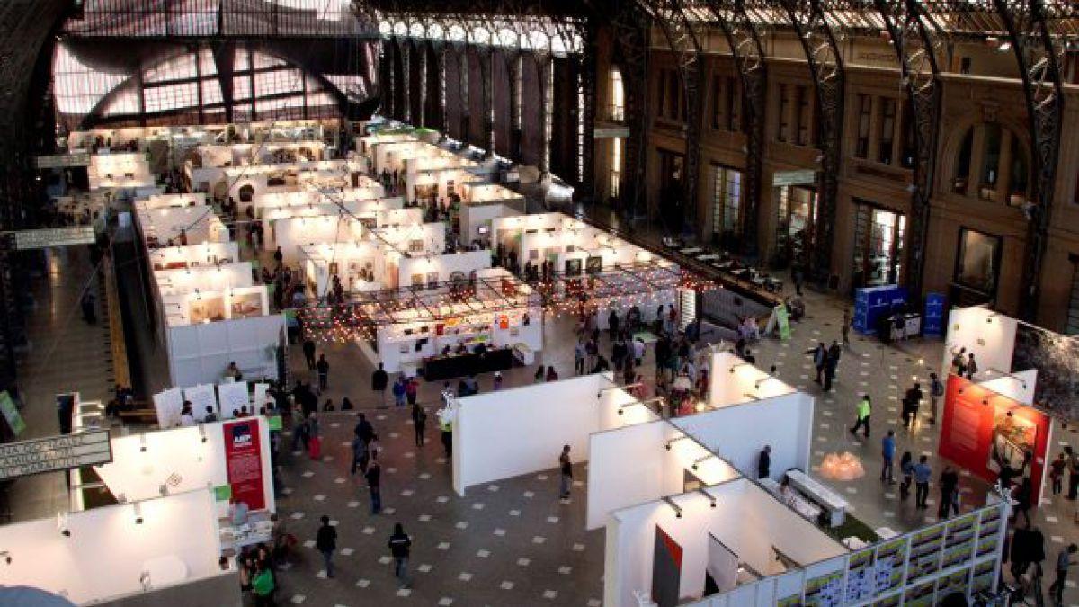 6 adelantos de la Feria Ch. ACO, el evento que busca democratizar el arte entre los chilenos