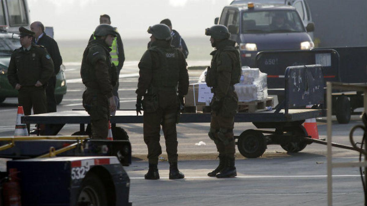 Jefe de seguridad del aeropuerto es removido y Defensa fija fecha para resultados de sumario por asa