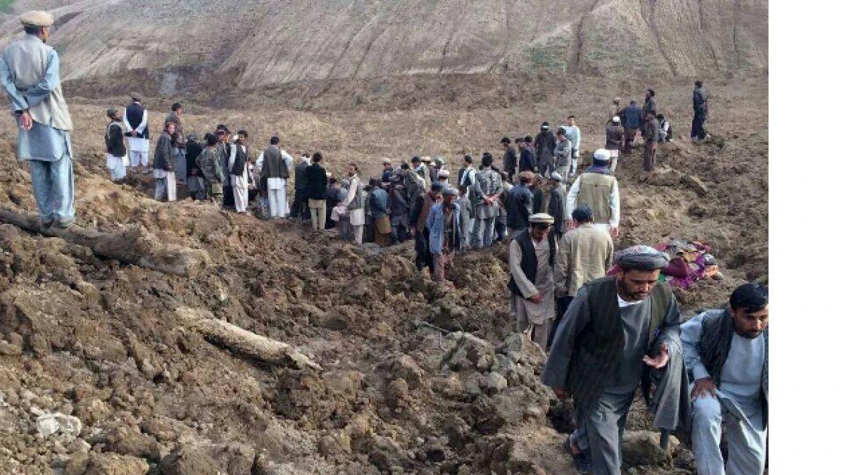 [VIDEO] Afganistán: enorme alud cobra 350 víctimas fatales y deja cientos de desaparecidos