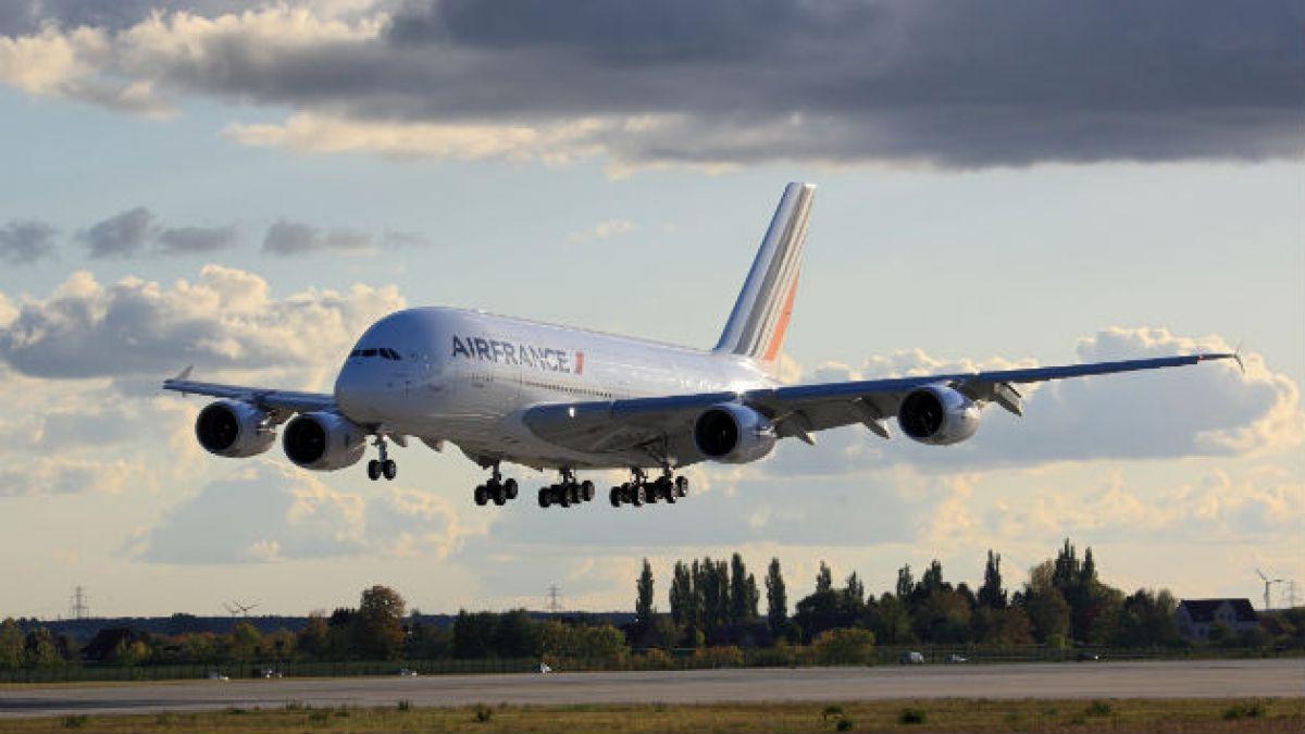 Air France y KLM anuncian que dejan de sobrevolar Irak por seguridad