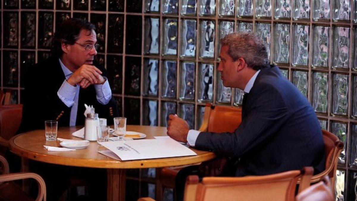 Presidente de la Cámara Baja justifica existencia de cafetería exclusiva y dice que decisión se ad