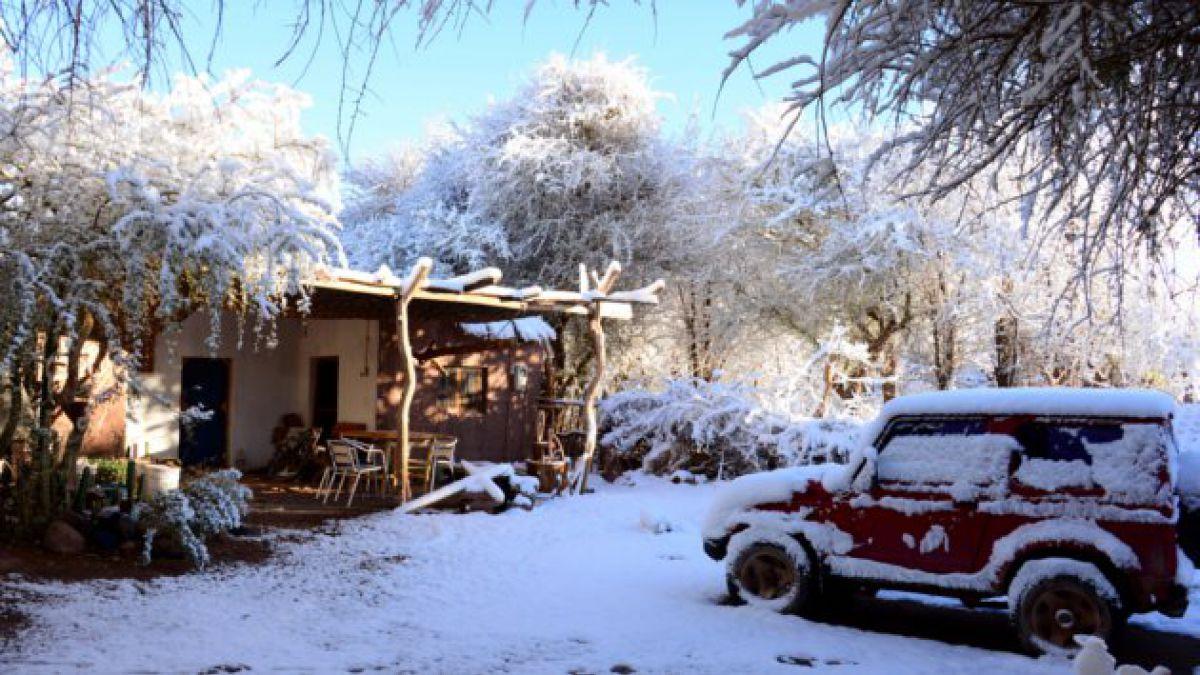 Bajas temperaturas en Atacama obligan a decretar Alerta Temprana Preventiva
