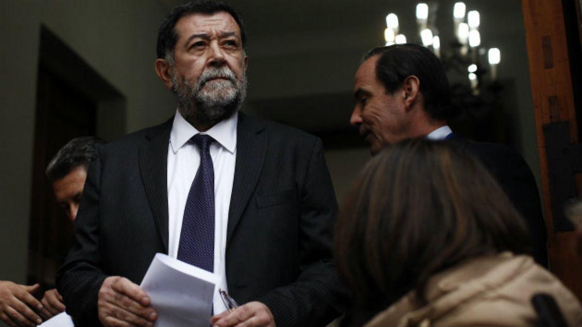 Subsecretario del Interior: No es posible volver a la política de los consensos