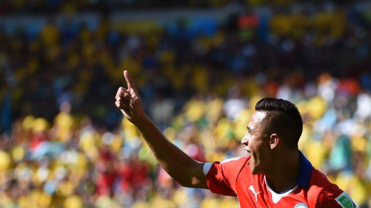 Pese a la derrota, Chile superó en números a Brasil