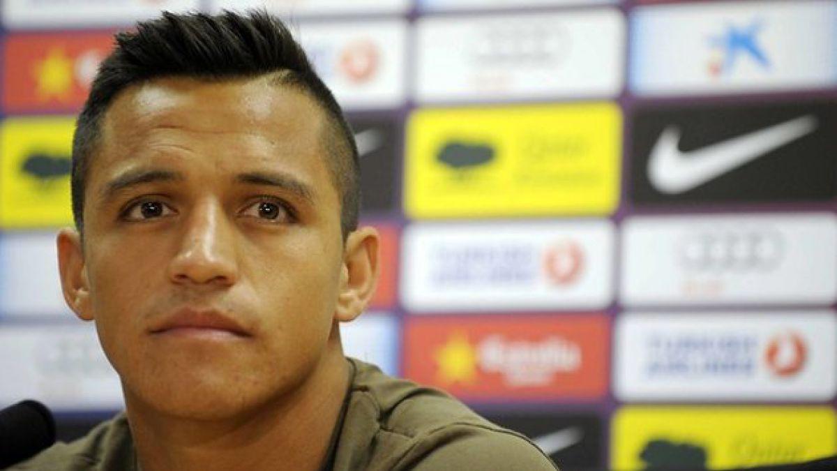 Alexis Sánchez arriesgaría duras sanciones tras accidente
