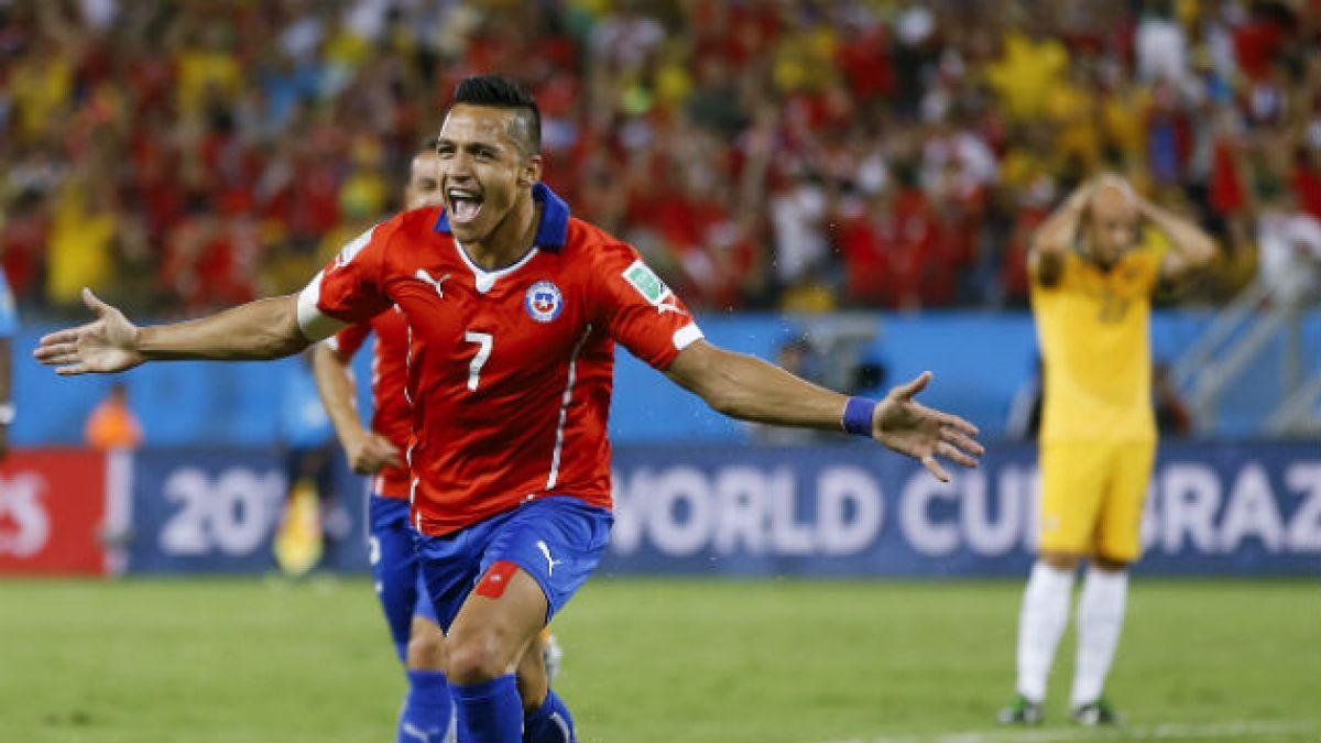 Alexis Sánchez enfrenta semana crucial en traspaso desde el FC Barcelona