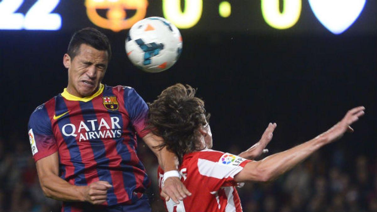 Llegada de Luis Enrique al FC Barcelona podría salvar a Alexis Sánchez