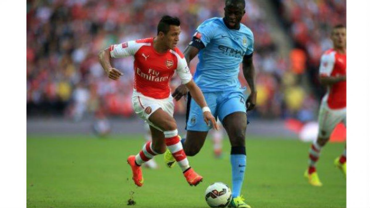 Arsenal de Sánchez triunfa frente al Manchester City de Pellegrini