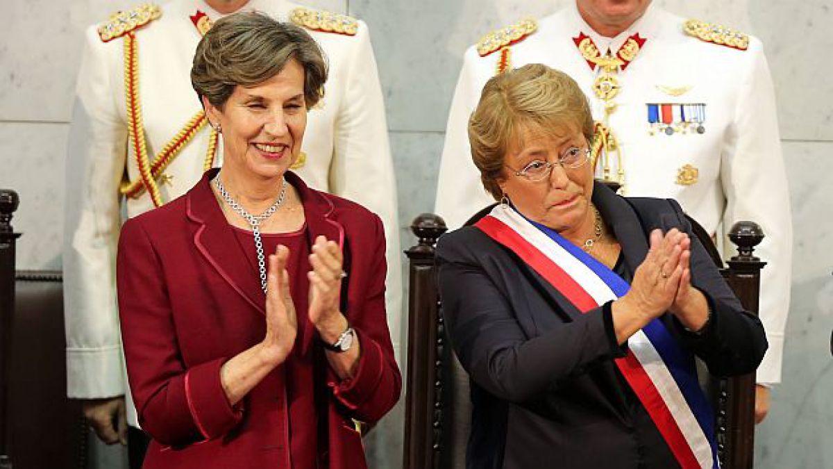 La baja representación de las mujeres en política que busca cambiar la ley de cuotas de Bachelet