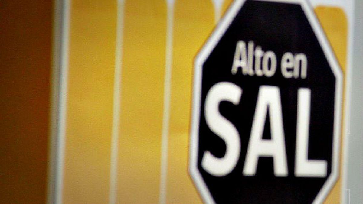 No le saque la sal: la campaña de un diputado DC que se opone a la ley del salero