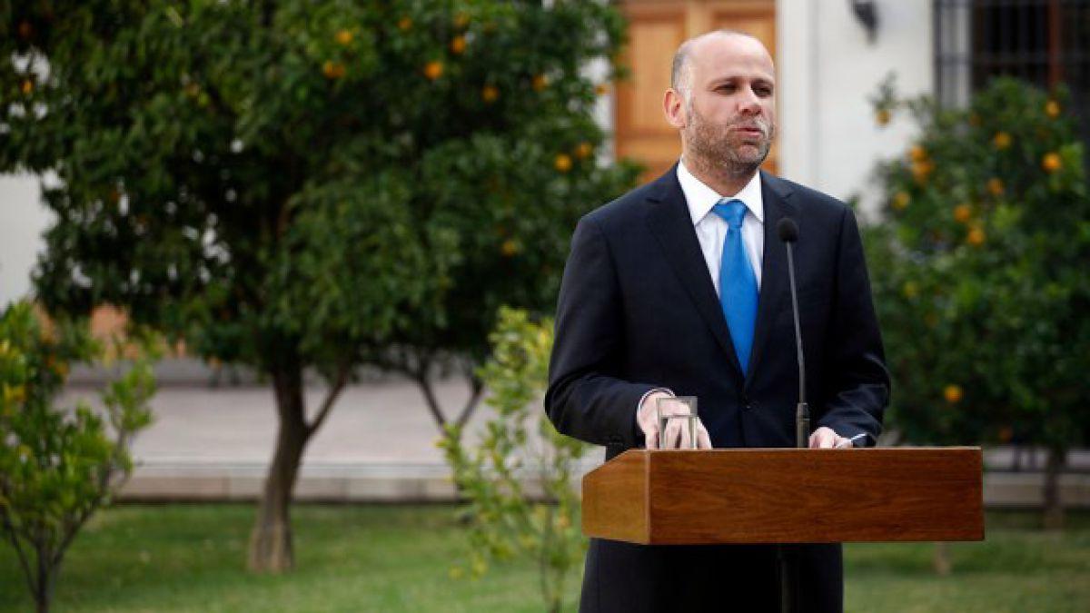 Gobierno y caso Penta: No avalaremos un manto de impunidad ante eventuales delitos