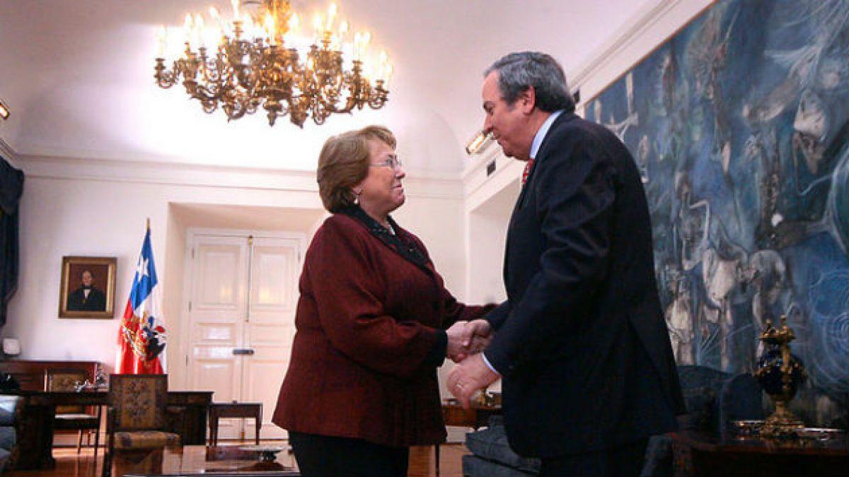 Pdte. de la CPC: El empresariado confía en Bachelet