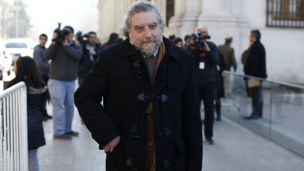 Gobierno respalda a Andrés Palma por situación de su esposa y consultora educacional
