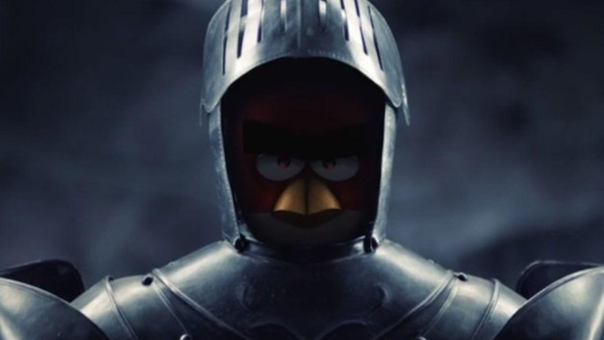 """Nuevo juego de """"Angry Birds"""" se situaría en la época medieval"""
