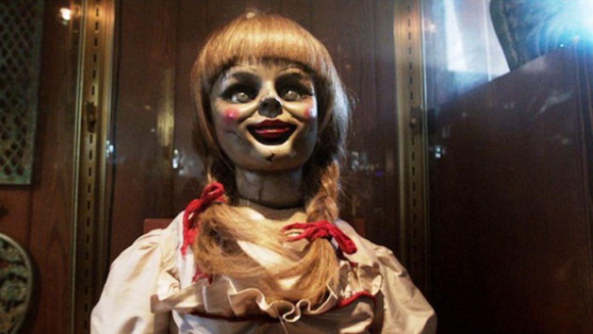 Los secretos de Annabelle, la película sobre la muñeca diabólica más esperada en Chile