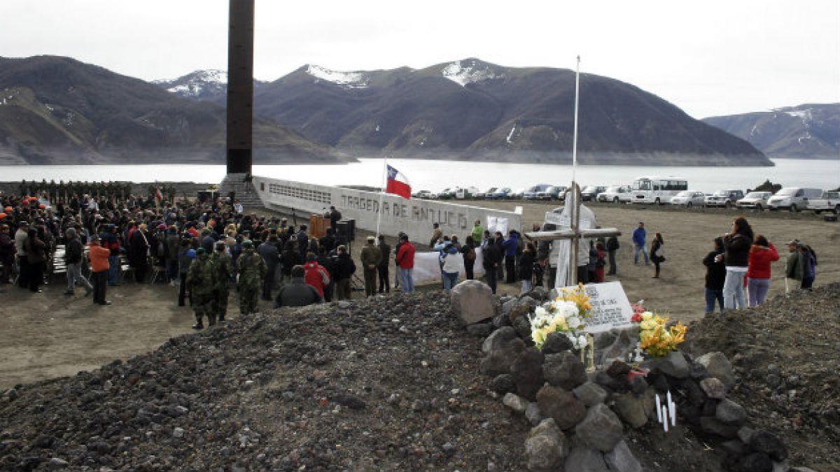 Corte condena al Fisco al pago de $ 180 millones a ex soldados sobrevivientes de tragedia de Antuco