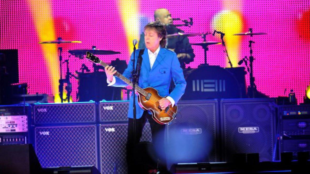 [AUDIO] Paul McCartney interpreta el tema del nuevo videojuego de ciencia ficción Destiny