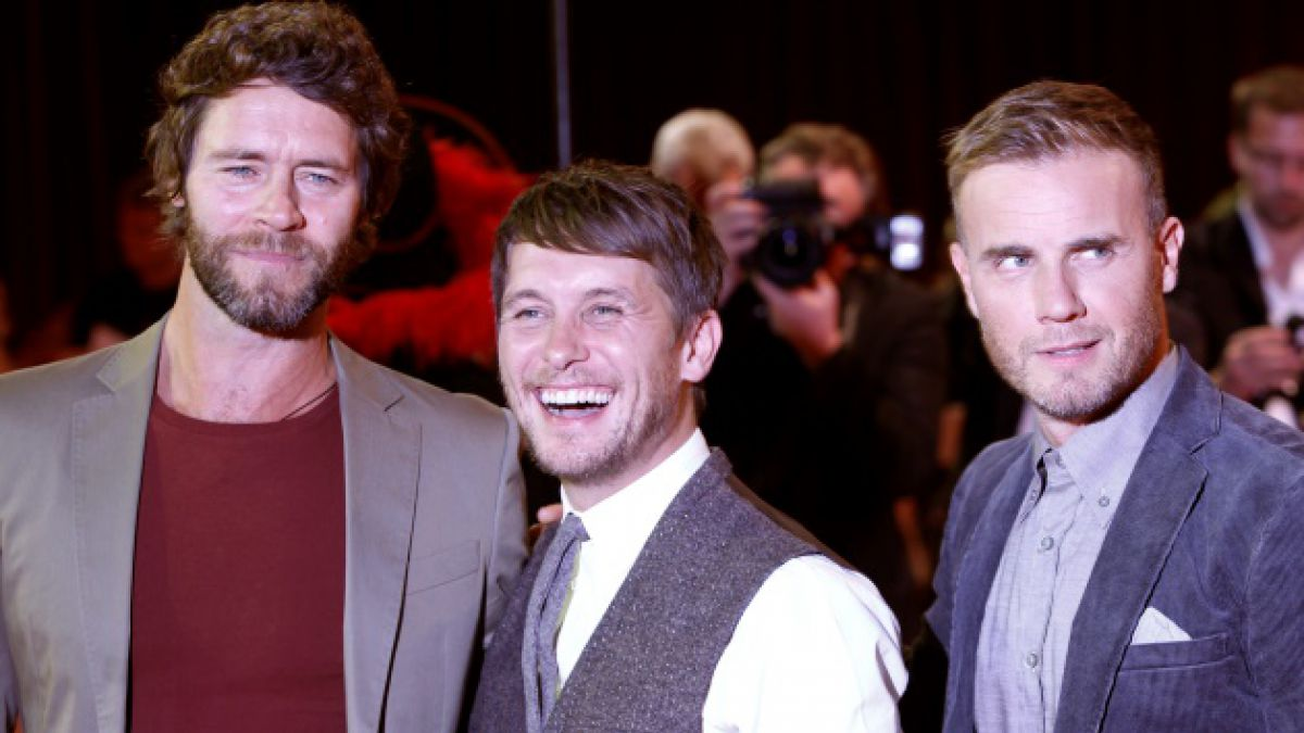 [VIDEO] These Days, lo nuevo de Take That como trío