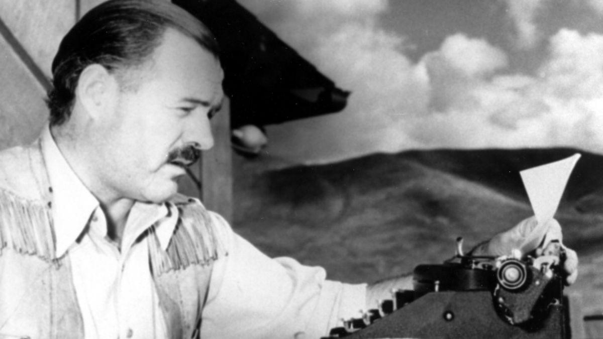 15 frases inolvidables de Hemingway a 60 años de su Premio Nobel de Literatura