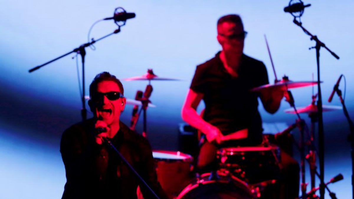 U2 lanza nuevo disco y lo ofrece gratis en iTunes