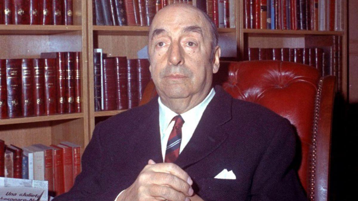 A 41 años de la muerte de Pablo Neruda le rinden homenajes en Roma