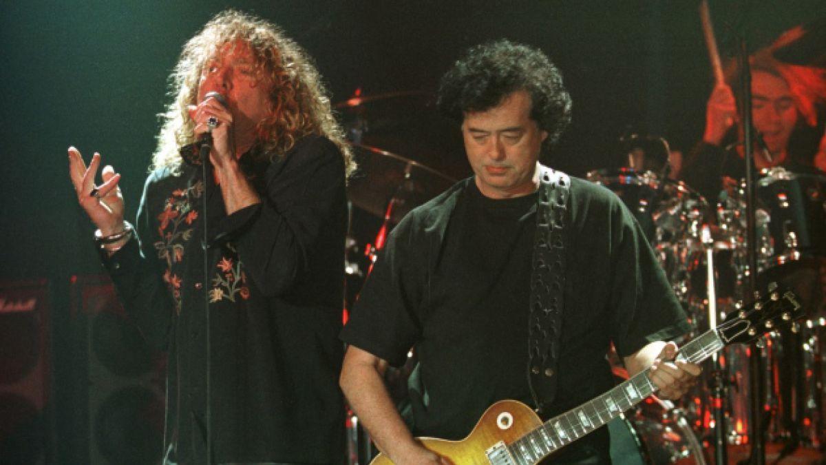 Jimmy Page dice que reunión de Led Zeppelin no será posible y forma su propia banda