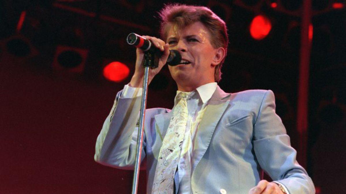 David Bowie anuncia disco compilatorio con temas inéditos por sus 50 años de carrera