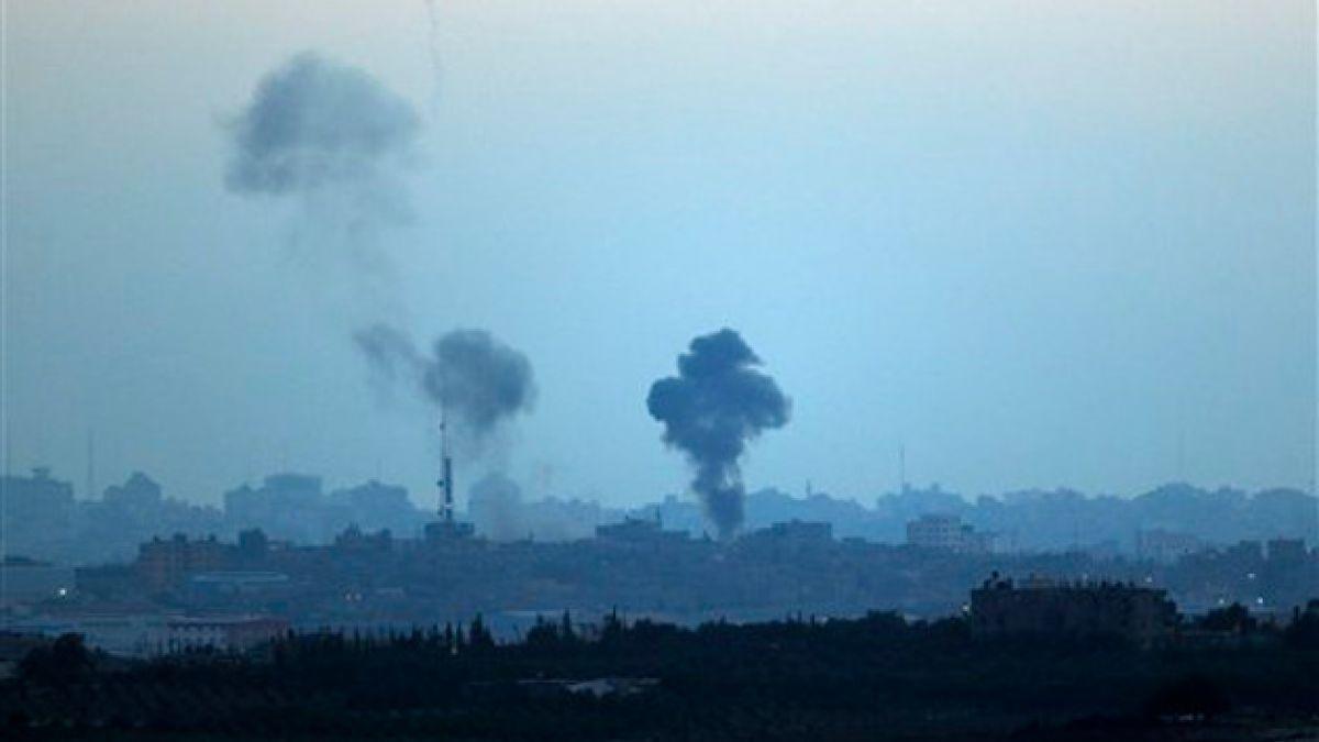 Ejército israelí asegura que dos cohetes fueron disparados desde Gaza antes de que se terminara la t
