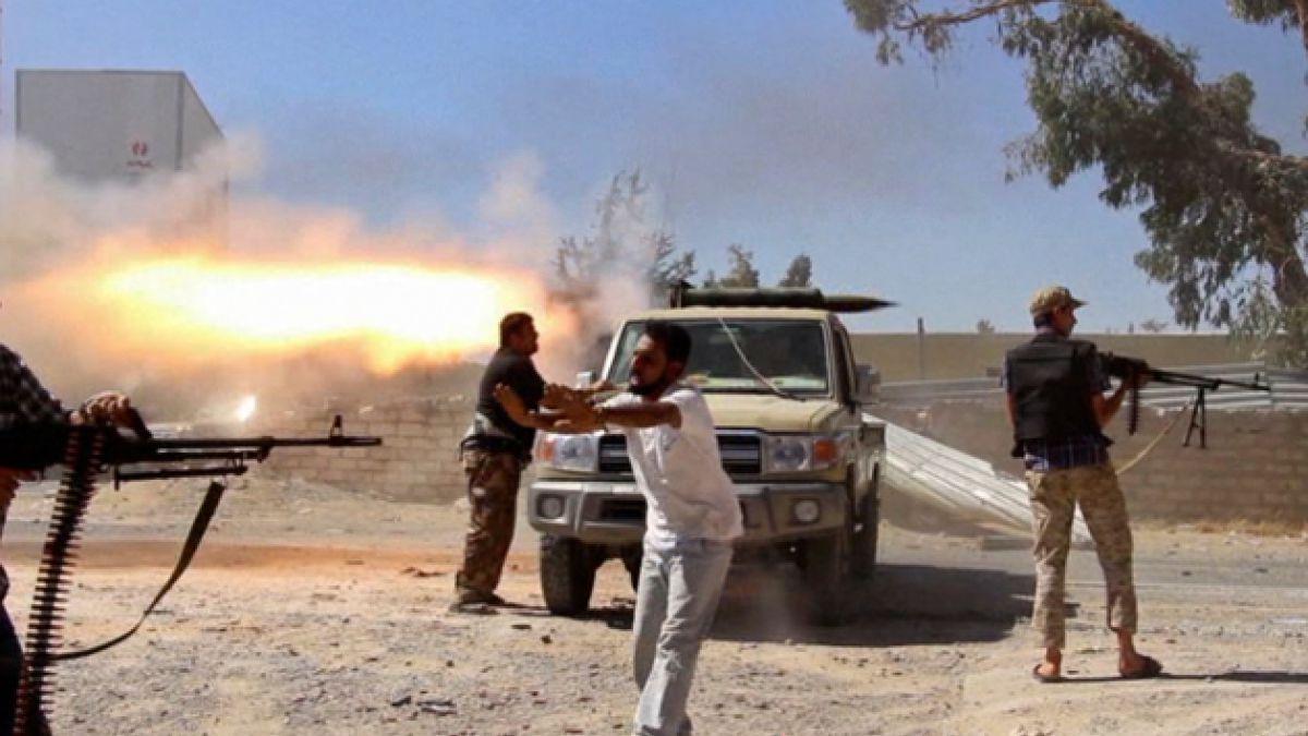Libia vive sus peores episodios de violencia desde el derrocamiento de Gaddafi