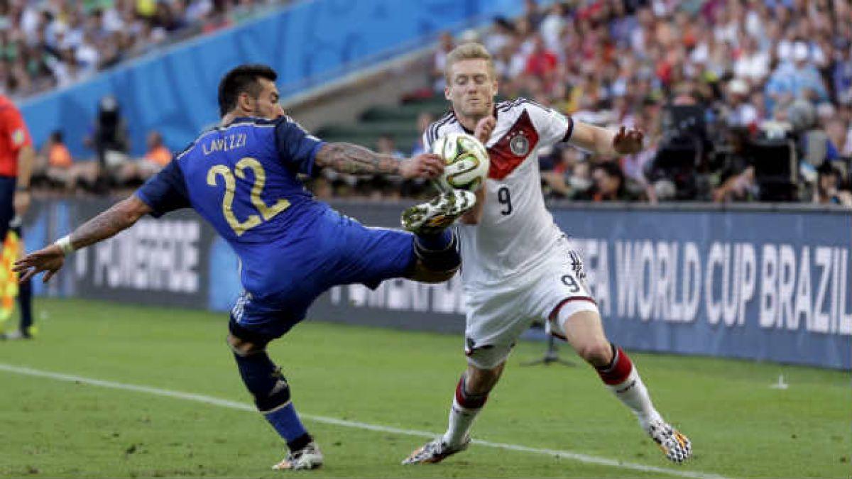 [Minuto a minuto] Alemania y Argentina se enfrentan por la Copa del Mundo