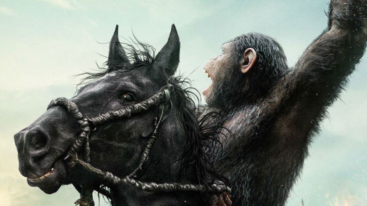 Liberan nuevo afiche de Dawn of the Planet of the Apes