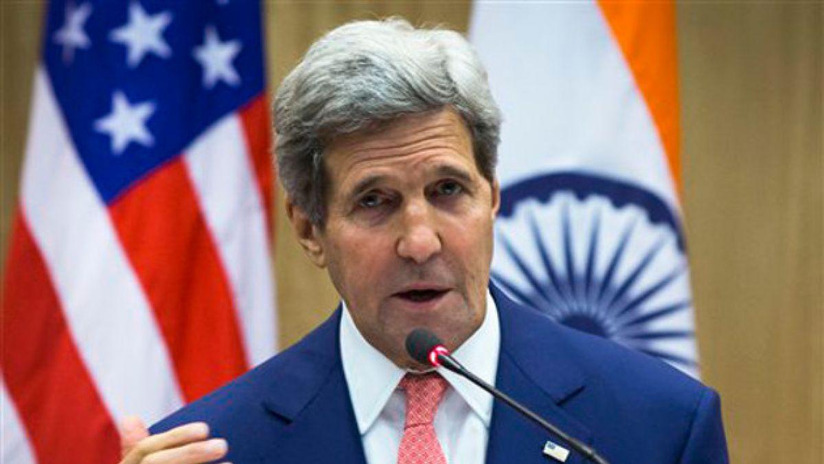 """John Kerry: alto al fuego en Gaza permitirá """"enterrar a los muertos y cuidar de los heridos"""""""