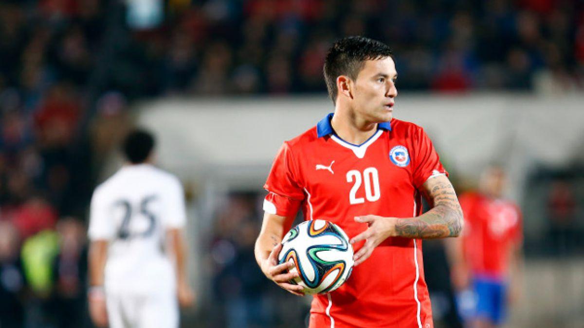 Presidente del Inter promete hacer todo para que Aránguiz siga en el club