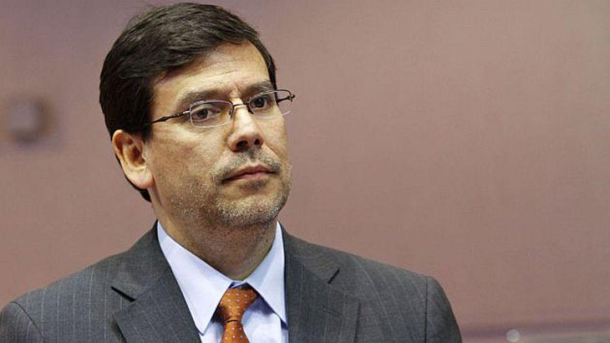 Ministro Arenas desestima críticas de la Nueva Mayoría por falta de diálogo en Presupuesto