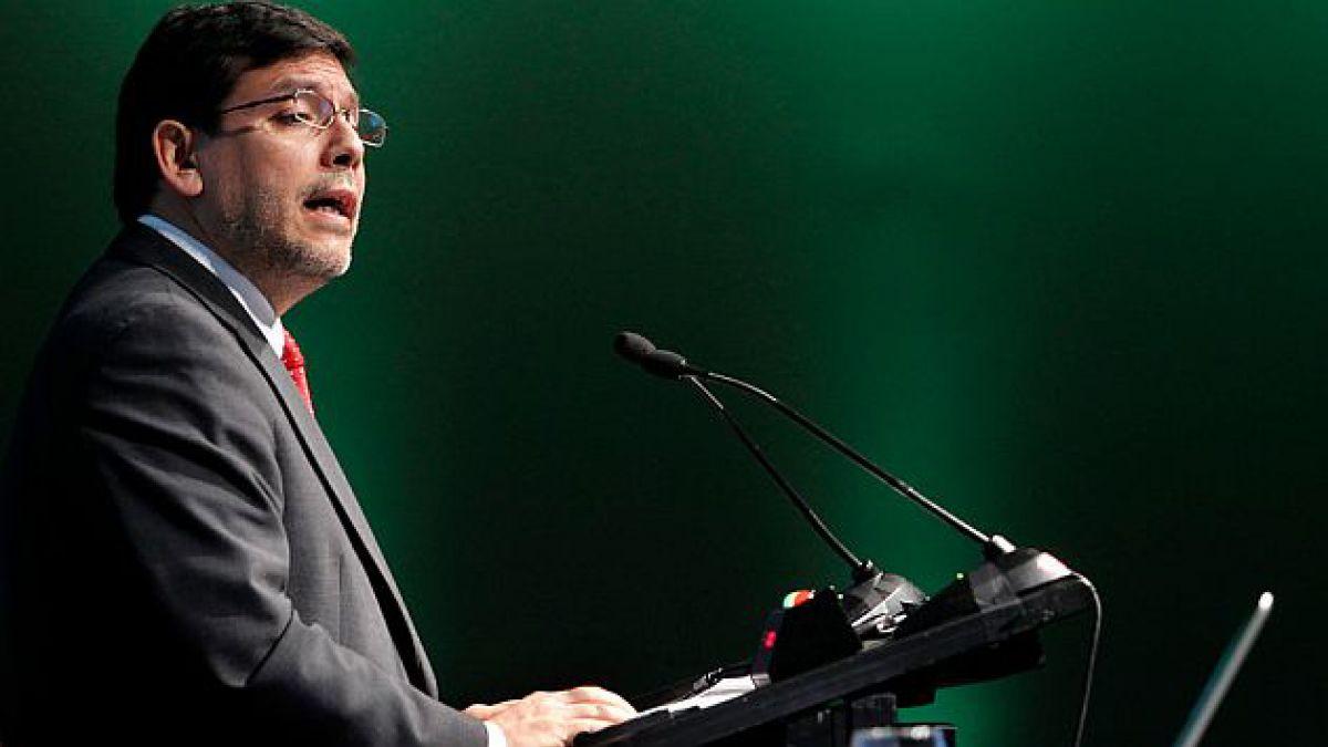 Ministro Arenas asegura que nueva estructura tributaria puede recaudar un poco más de US$8.2000 mi