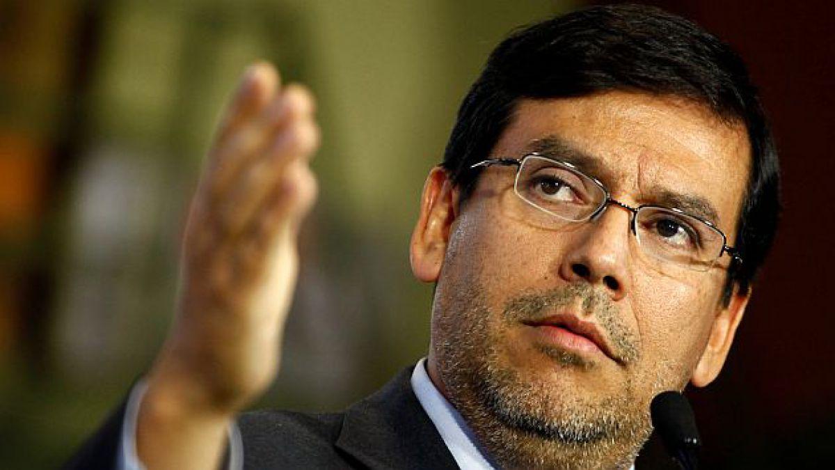 Ministro Arenas: Informe financiero mostrará que US$8.200 millones no han estado en juego