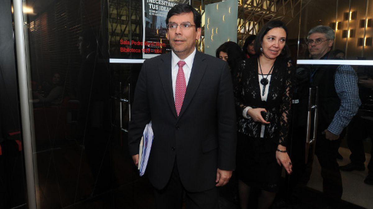 Ministro Arenas confía que la reforma tributaria será despachada del Congreso en las primeras dos se
